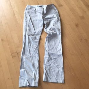 Express 2R columnist kaki pants tan